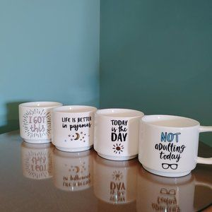 Mugs For The Moment!